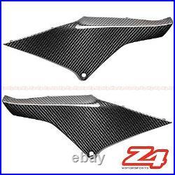 2013-2020 Honda CBR600rr Carbon Fiber Gas Tank Side Cover Panel Fairing Cowling