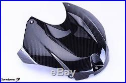 2015 2017 S1000RR BMW 2014 2017 S1000R Front Tank Cover 100% Carbon Fiber