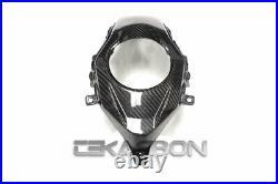 2016 2018 Honda Grom 125 Carbon Fiber Tank Cover