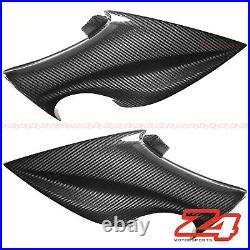 2016-2020 GSX-S1000F / FZ Gas Tank Side Knee Guard Cowling Fairing Carbon Fiber