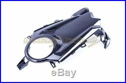 2017-2018 Honda CBR1000RR Carbon Fiber Tank Cover Fairing Panel Cowl Twill Weave
