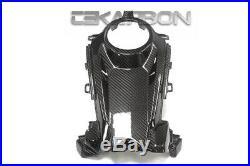 2017 2019 Honda CBR1000RR Carbon Fiber Gas Fuel Tank Cover 2x2 Twill weaves