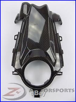 2017-2019 Honda CBR1000RR Gas Tank Top Center Cover Fairing Cowling Carbon Fiber