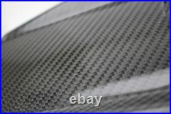 2017-2019 Honda CBR1000RR Gas Tank Top Center Cover Trim Cowl Carbon Fiber