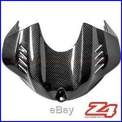 2017-2020 Yamaha R6 Gas Tank Air Box Front Cover Guard Fairing Cowl Carbon Fiber