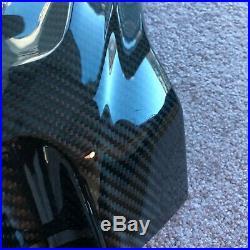 2019 2020 BMW S1000RR Carbon Fiber CF Fairing Plastic Gas Tank Air Box Cover K67