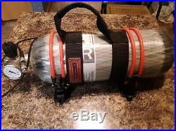 4500 psi carbon fiber tank pcp