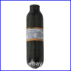 4500psi 0.22L Carbon Fiber Air Tank PCP Composite Ultralight Bottle withRegulator