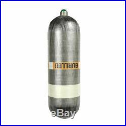 4500psi Scuba PCP 6.8L Dot 66CFT Carbon Fiber Cylinder Air Tank For Firefight US