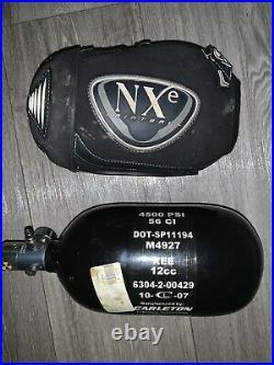 56/4500 Empire Carbon Fiber CO2 Paintball Tank