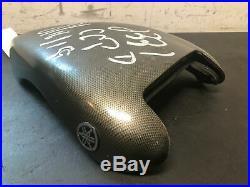 99-00 2000 Yamaha V-max Vmax 1200 Top Cover Gas Tank Airbox Carbon Fiber Pattern