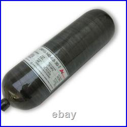 Acecare 6.8L CE 30Mpa PCP Paintball Tank Carbon Fiber Cylinder Black M181.5