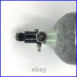 Acecare Air Gun 2L CE 300Bar Carbon Fiber Hpa Tank Paintball with Regulator 2020