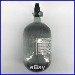 Acecare PCP 30Mpa 2L CE Carbon Fiber Tank Scuba Air Cylinder with Regulator