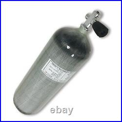 Acecare PCP Hunting 86 cu ft 30Mpa Paintball Tank CE Carbon Fiber Cylinder 2021