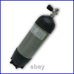 Acecare PCP Rifle 9L CE 4500Psi Carbon Fiber Hpa Tank Scuba Diving Cylinder 2020