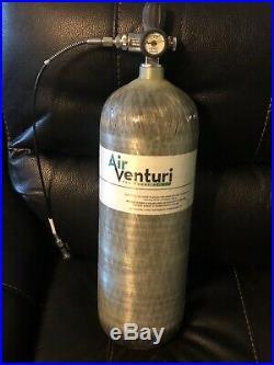 Air Venturi Carbon Fiber Tank 4500 psi 310 BAR