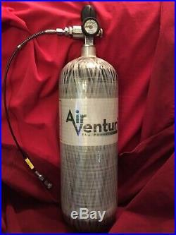 AirVenturi carbon fiber air tank 6.8 liter
