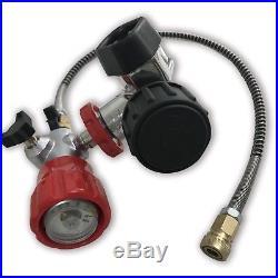 Airrifle Gun 2.17L CE 4500psi 30Mpa Carbon Fiber Cylinder & Valve & Fill Station