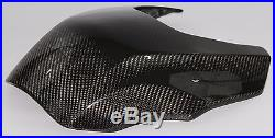 Aprilia Mana 850 2009-2010 Tank Cover Carbon Fiber (Replacement to OEM)
