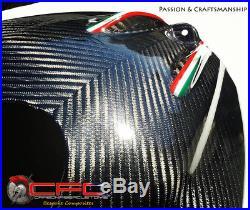 Aprilia RSV4 2009-2012 Carbon Fiber Fuel Tank Cover Racing SBK