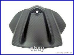 Aprilia RSV4 RF RR Carbon Fibre Tank Cover Satin