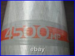 Avon Protection 4500psi Carbon Fiber Scba Compressed Air Tank 45 Min 024003 2015