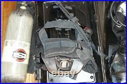 Avon Protection ST53 / FM53 Mask Carbon fiber Tank SCBA 60min Tank + Amplifier
