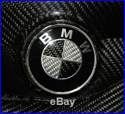 BMW K1200R Carbon Fiber Side Mid Tank Inlet Fairing Body Panel by Tekarbon