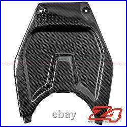 BMW K1200S K1300S Carbon Fiber Center Gas Tank Top Cover Guard Fairing Cowling