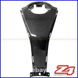 BMW K1200S K1300S Center Cap Gas Tank Cover Panel Fairing Cowling Carbon Fiber