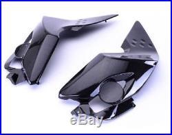 BMW K1300R K1300 R 100% Carbon Fiber Lower Tank Side Covers See Details