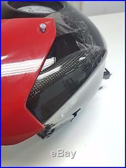 BMW S 1000RR 2015-2018 Carbon Fiber Tank Sliders Protectors