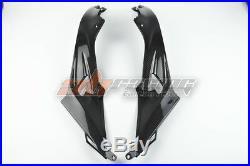 BMW S1000RR 2015-2017 S1000R Tank Side Fairings Panel Full Carbon Fiber 100%