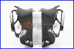 BMW S1000RR 2015-2018 Tank Side Fairings Panel Full Carbon Fiber 100%
