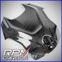 BMW S1000RR Carbon Fiber Airbox Tank Cover (2019 2020) RPM Carbon