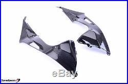 BMW S1000RR Carbon Fiber Tank Side Panel 2009-2014 Twill By Bestem SYDNEY