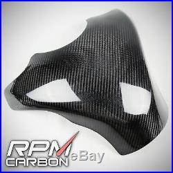 BMW S1000RR S1000R Carbon Fiber Tank Cover Protector