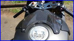 BMW S1000RR (up to 2015) Racecon Carbon Fiber Top Tank Cover
