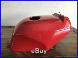 BRAND NEW Original Ducati 851 GIO. CA. MOTO CARBON FIBER RED GAS TANK 87-89
