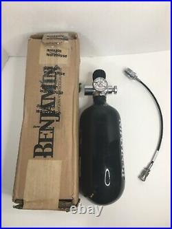 Benjamin PCP Air Rifle Charging System Cylinder Carbon Fiber Air Tank 81001