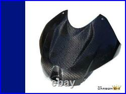Bmw S1000r S1000rr 2015-18 Carbon Tank Cover In Twill Gloss Weave Petrol Fibre