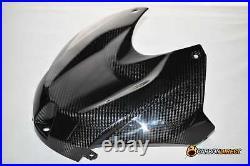 Bmw S1000rr 100% Carbon Fibre Tank Cover 2015 2018 S1000 Fiber Twill Gloss Rr