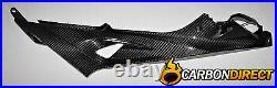 Bmw S1000rr 100% Carbon Fibre Tank Side Panels Infills Gloss Twill S1000r 15-17