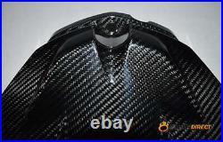 Bmw S1000rr Hp4 100% Carbon Fibre Tank Cover 2009/14 Fiber Fuel Tank Panel