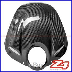 Buell XB1 XB2 XB3 Gas Tank Air Box Front Cover Panel Cowl Fairing Carbon Fiber