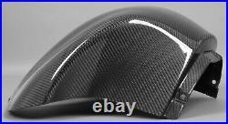 Buell XB9 XB12 Tank Cover 100% Carbon Fiber