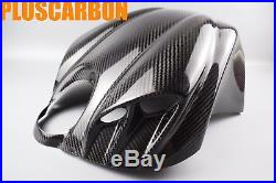 Buell XB9R XB9S XB12R XB12S 1125CR 1125R Airbox / Tank Cover Twill Carbon Fiber