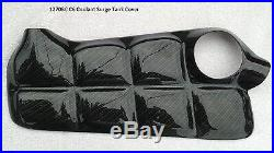 C6 Corvette Carbon Fiber Coolant/Surge Tank Cover