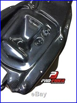 CARBON FIBER FUEL TANK DUCATI 1199 PANIGALE WEIGHT ONLY 2,3 KG made by PRO FIBER